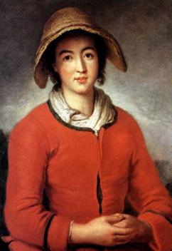 Antoine Pesne, Portrait Elisabeth Oberbüchler, Öl auf Leinwand / Oil on canvas, 1732, Braunschweig, Herzog Anton Ulrich-Museum